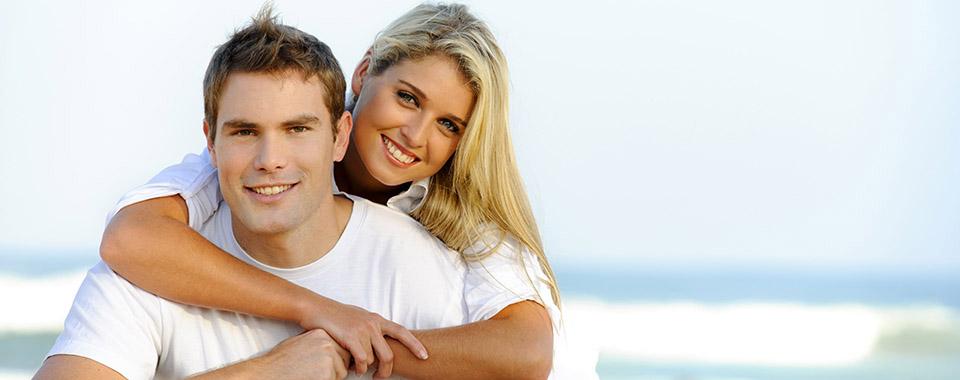 Addiction Care Couple in love
