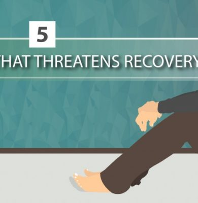 5 Emotions that threatens Recovery