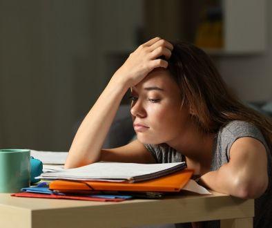 Sleep-Deprived Teens and Addiction [Links]